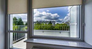 Балконный блок и пластиковые двери