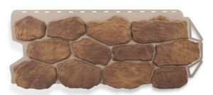 Фасадная панель бутовый камень