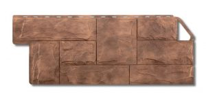 Фасадная панель камень гранит
