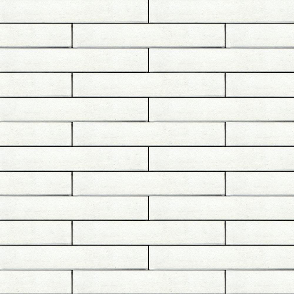 Вентилируемый навесной фасад белый