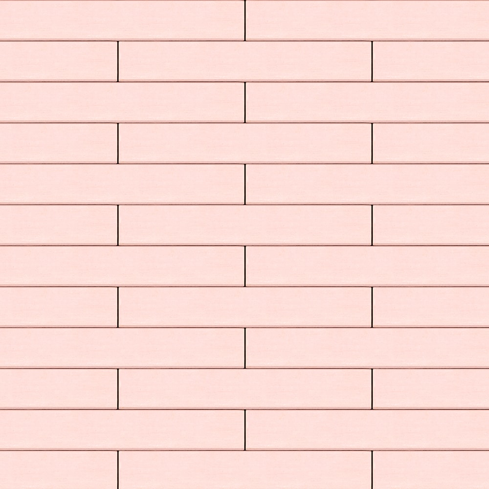 Вентилируемый навесной фасад розовый