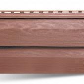 Сайдинг Альта-Профиль Канада красно-коричневый