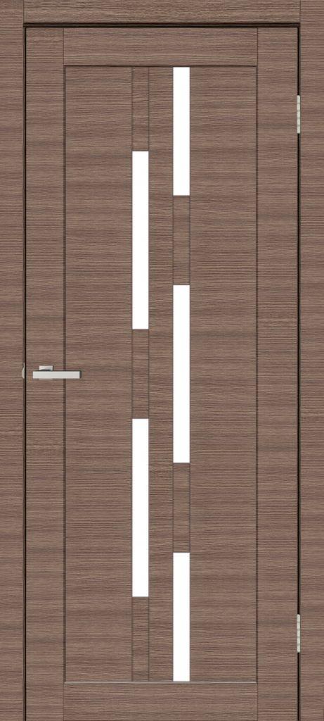 Межкомнатная дверь Омис темно-коричневая