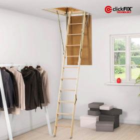 Чердачная лестница Velux