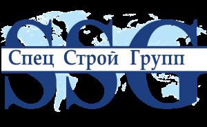 Логотип Спец Строй Групп