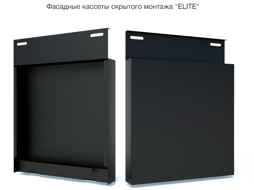 Монтаж скрытых кассет в Запорожье