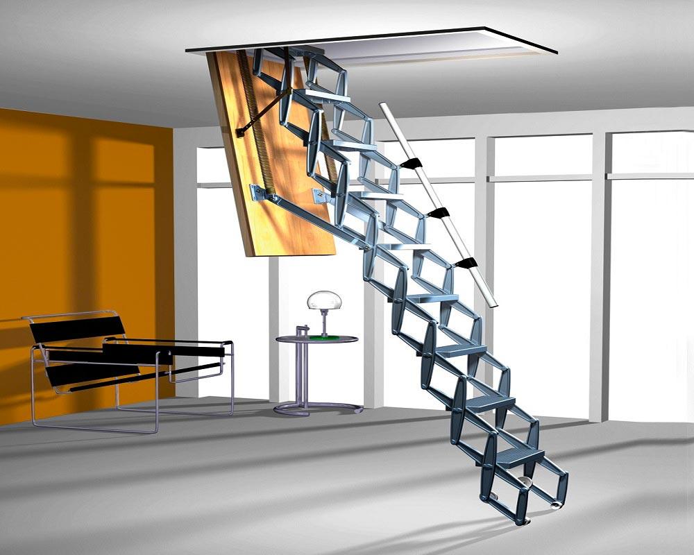 купить чердачные лестницы в Запорожье